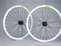 Selling the Following wheelsets:  Velocity Deep V
