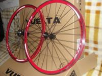 Black ,Red ,White,blue,pink Fixed Gear Wheelset free