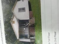 1106 S East St; Benton. 2 bdrm, lg laundry, New wiring