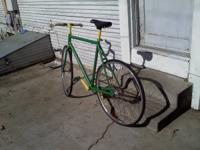 Selling my Schwinn Cutter fixie for 100 o.b.o. just
