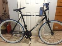 Fixed gear bike for sale $200 Factory direct frame