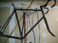 I have a fixie frameset for sale. Its about a 58cm, i'm