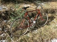 Single speed 22T freewheel with rear Gran Compe