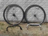 Selling a fixed gear wheelset -Alex rims with Quando