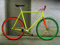 New Fixie Bikes. City and Campus Commuters. Repaired