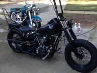 1954 Harley Davidson FL Panhead lower/Shovelhead
