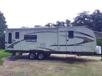 FLA Trailer 2009 Keystone Outback 268RL Travel Trailer,