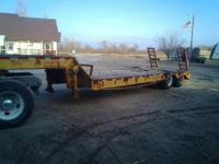 Flatbed Trailer For Sale in Ashland, Nebraska 68803