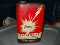 Chrysler Clutch Liquid Drive 5 - 32oz metal cans. From
