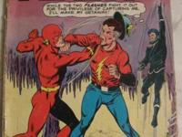 FLASH# 137 June 1963 Silver Age KEY Carmine