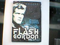 For the comic book superhero aficionado! Flash Gordon