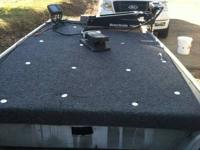 Sears vast Flat base no leaks all set to fish!
