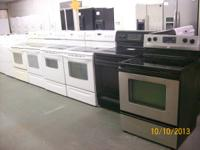 NEED A SMOOTH , GLASS, FLAT TOP STOVE OR RANGE WE GOT