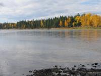 The Flathead River awaits your arrival with over 850