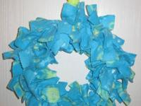 Fleece Pet Wreaths Swing Toys or Sleepers $10 Pet