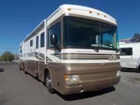 2000 FLEETWOOD BOUNDER Model: 39Z Manufactured by