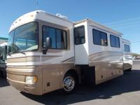 2000 FLEETWOOD BOUNDER Model: 36S Manufactured by