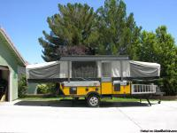 Like new 2007 fleetwood Tent camper. Off road unit
