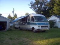 1991 Fleetwood Southwind Class A 35ft. Ford 460- Queen
