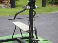 Flex CTS cross training system in very good used