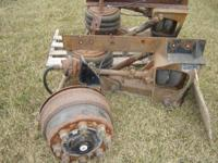 For Sale: Flex Master Steer Able Lift Axle Rockwell