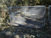 Flight Cages for Breeding We have gotten out of the