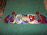 I am selling my Penny Flip Skateboard. I bought it