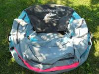 Float tube for fishing. Works great! $20.00  Location: