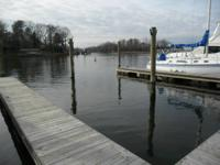 $1300.00 PER 6 MONTH LEASE TERM. 40' FINGER PIER, 30/50