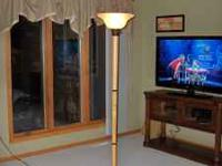 Floor Lamp - $20.00 Marengo PH:  Location: Marengo