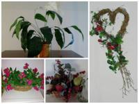 . Each flower arrangement is $7.00. Pick exactly what