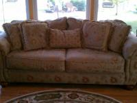 I bought this couch about 4 years ago for my sunroom.