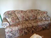 Couch made by Cochrane Furniture Co. Purchased approx 4