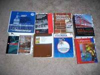 Florida construction exam books . Recent. can be used