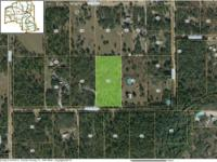 Florida Land for sale with by owner Financing, Located