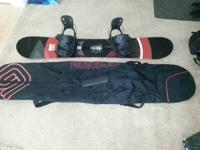 I am selling a pair of 2013 Flow Fuse SE (large)