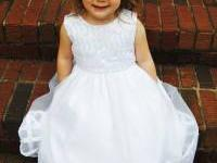 I have a flower girl dress or even Easter dress size
