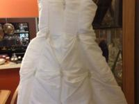 Beautiful Alfred Angelo Flower Girl gown. Child size 4.