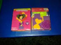 I have 2 family fun kit flower pot frames. Each kit