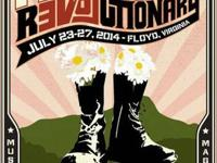 floyd fest:  july 23-27, 2014  i have 2 five-day passes