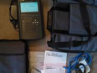 Test meter - cables - large case and manual. Includes