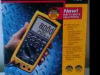Must sell a Fluke 789 process Meter brand new never out