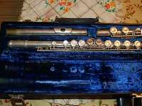 gemeinhardt flute with case for sell call  Location: