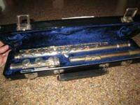 I have an older flute in great condition for sale.