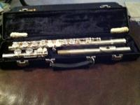 For sale flute. 50 series 52sp by gemeinhardt. Almost