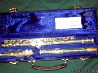 I have just acquired a brand new flute w/case by