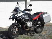 2006 BMW R1200GS Adventure (BMW R1200GSA) Solid bike