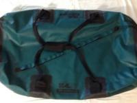 Seal Line Zip Duffle $120.00 Cascade design large