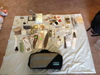 Complete fly tying kit, lug case, and educational