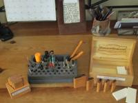 Renzetti tool caddy with all the tools you need for